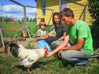 Практический опыт организации экопоселения и жизни в родовом поместье
