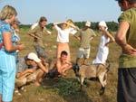 Ковчег.  Летний молодёжный лагерь 2010.